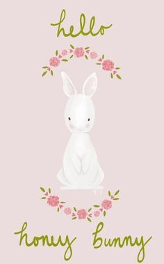Free Honey Bunny Valentine at Mari Makes Happy Easter, Easter Bunny, Somebunny Loves You, Hunny Bunny, Bunny Art, Cute Wallpapers, Valentines, Drawings, Inspiration