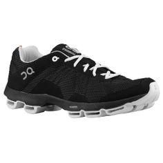 huge selection of b1f21 0ed4a En Cloudster - Hombre - Correr - Zapatos - Negro   Blanco