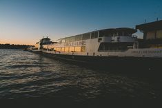 From dusk till down at Pier 84 in NYC