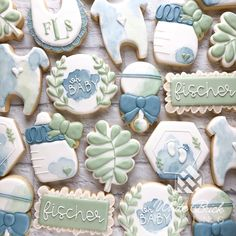 Baby Cookies, Baby Shower Cookies, Royal Icing Cookies, Sugar Cookies, Heart Cookies, Valentine Cookies, Easter Cookies, Birthday Cookies, Christmas Cookies