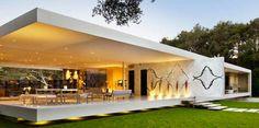 casas estilo racionalista rustico - Buscar con Google