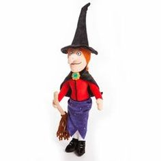 Room on the Broom Witch ca 38 cm Hexe Puppe Hexenpuppe Halloween Stoffpuppe NEU Kids Toy Store, Room On The Broom, Belle And Boo, Toy Barn, Lovely Shop, Cute Stationery, Halloween, Aurora, Kids Toys