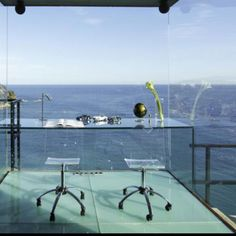 Home office in Spain that is for sale right now. ($29m) Any takers?