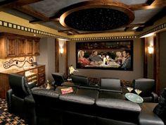 Media Room For Full Family Experience in Boca Raton