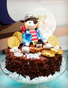 pirate-birthday-cake-boy-party-ideas-dessert-table www.spaceshipsandlaserbeams.com