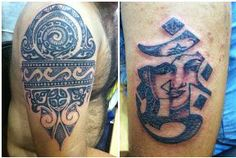 The Tattoo Shop is one of the best tattoo art centre in Chennai. We have been in this field for more than 6 years. Made with non toxic inks, we offer removable tattoos and permanent tattoos also. We design all kinds of tattoo arts without any side effects. Our tattoo artist are well trained and we offer quality work on art design. The Tattoo Shop is located at Purasawalkam in Chennai.