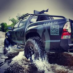 Toyota Tacoma...I so want to go out and play