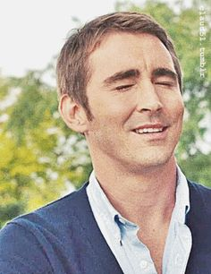Man drought in my town. Screw it. I'm moving...(Lee Pace)