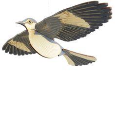 Image of JCR BIRDS : MOCKING BIRD