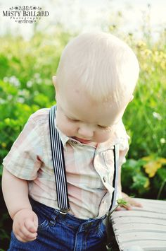 boy suspenders, baby boy suspenders, toddler suspdenders, boy accessories, photographer props. $18.00, via Etsy.
