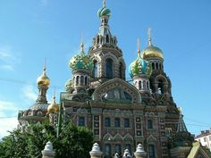 Church of the Savour on the Blood, Saint Petersburg, Russia