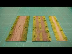 Let's Make - Stone Field Walls (Countryside Scenics Series) - YouTube