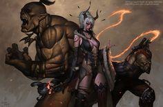 The War Slaves by GooDHopE on DeviantArt