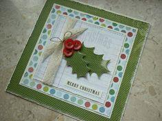 Jenny's World Paper: Christmas Cards