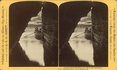 Skylight Cave | Photograph | Wisconsin Historical Society