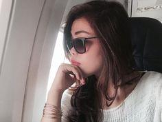 Foto Foto Cantik Siti Aisyah yang Dibilang Mirip Syahrini
