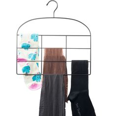 Axis Organizers Coated Steel Organizer Hanger featuring polyvore, home, home improvement and storage & organization