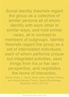 From konspektikaust (wordpress blog). #Identity #society #sociology