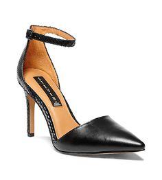 ANIBELL White Pumps, Nude Pumps, Women's Pumps, Pump Shoes, Shoe Boots, Stilettos, Dressy Shoes, Classic Pumps, Designer Boots