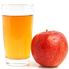 """Apple Juice Face Toner  An apple a day keeps breakouts away, thanks to its powerful combo of acids that degrease skin without drying it out. """"Acetic acid acts as a mild astringent and antiseptic to keep pores clean and bacteria-free, while malic acid, an antioxidant, shields skin from environmental toxins,"""" says Janice Cox, coauthor of Feed Your Face. Finally, amylase, an exfoliating enzyme, helps remove dead skin cells and surface dirt.  DIY: Combine 1/4 cup apple juice (homemade or store-bo..."""