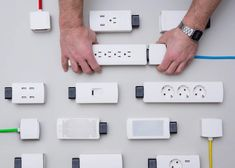 Good Gadgets has created a new modular power strip which it hopes will revolutionise the way we think of using our power strips in the future.