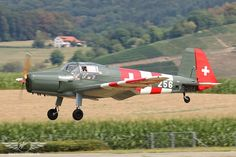 Swiss Air, Military Aircraft, World War Two, Airplanes, Ww2, Switzerland, Air Force, Fighter Jets, Aviation