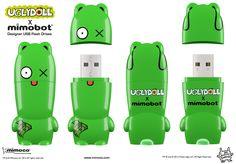 Uglydolls mimobot!