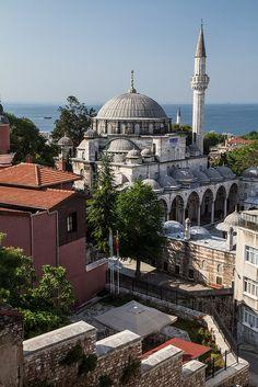 Sokollu Mehmet Pasha Mosque, in Istanbul, Turkey