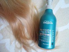TopicCoffee Keratin, Loreal, Shampoo, Product Description, Personal Care, Blog, Beauty, Personal Hygiene, Beauty Illustration