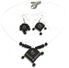 indian contemporary jewellery clay - Google Search