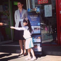 Australia -- Publicly sharing The Good News of God's Kingdom see more at JW.org --  Photo shared by @atribecalledcunanite