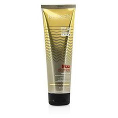 Frizz Dismiss FPF40 Rebel Tame Leave-In Smoothing Control Cream (For Coarse Hair) - 250ml-8.5oz