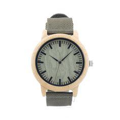 4336223debc4 Reloj de pulsera de madera para hombre - Wooden watch - hecho a mano en  DaWanda