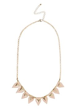 Primark Spring/Summer 2014 - Peach Spear Necklace, £3 - Page 128 | Fashion Pictures | Marie Claire