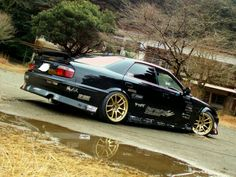 Car Mods, Jdm Cars, Sexy Cars, Car Pictures, Cars And Motorcycles, Dream Cars, Toyota, Black Cars, Japan Cars