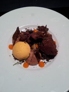Coup de coeur pour le restaurant Kødbyens Fiskebar ! Dessert au chocolat #Copenhagen #Fiskebar #Dessert #Chocolat #Food #Restaurant