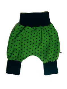 #Baggy #pants for #preemie baby. Size 44 cm / preemie. Soft cotton jersey. Green with blue stars. Blue cuffs that match the pants. The fabric is oh-so soft and comfy - perfect... #baby #fashion #clothing #headband #bow #babygirl #babyboy #baggy #baggypants #boy #boys #girl #newborn #premature #toddler ➡️ http://jto.li/sDMx9