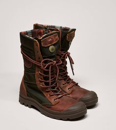 These would be amazing for hiking!! (Palladium Tactical Boot)