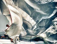 Sails, sails, sails...