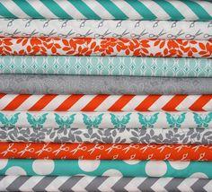 half moon modern half yard bundle11 by freshsqueezedfabrics, $55.00