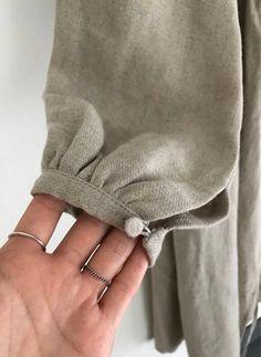 Items similar to Plaid check cotton wrap dress, Wrap dress jacket on Etsy,Plunge neckline linen wrap maxi dress Kurti Sleeves Design, Sleeves Designs For Dresses, Neck Designs For Suits, Kurta Neck Design, Dress Neck Designs, Sleeve Designs, Neckline Designs, Pakistani Fashion Casual, Pakistani Dress Design