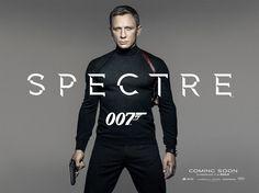 O nome dele é Bond, #JamesBond. Ansioso para o próximo filme do agente secreto #007? #Spectre ganhou um novo #trailer nesta quarta-feira (22).