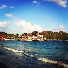 Eden Beach, St. Barth
