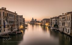 Sunset Venice by GentianKalemi #architecture #building #architexture #city #buildings #skyscraper #urban #design #minimal #cities #town #street #art #arts #architecturelovers #abstract #photooftheday #amazing #picoftheday