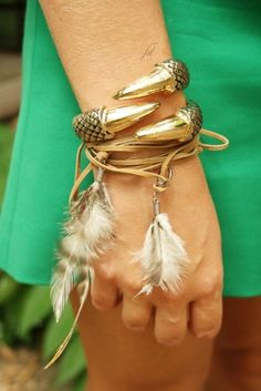 talons and feathers
