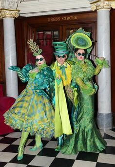 Wicked Costumes, Broadway Costumes, Theatre Costumes, Movie Costumes, Cool Costumes, Wizard Of Oz Musical, Wicked Musical, Brazil Carnival, Theatre Geek