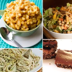 Healthy Dairy-Free Dishes...oh man my tummy needs this.