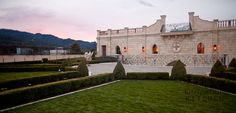 Del Dotto Winery, Napa: One of my favorite Wineries