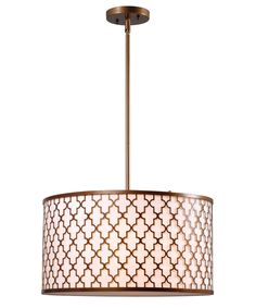 Kenroy Home 93373 Tripoli 18 Inch Large Pendant | Capitol Lighting 1-800lighting.com