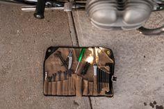 Union Garage Tool Roll